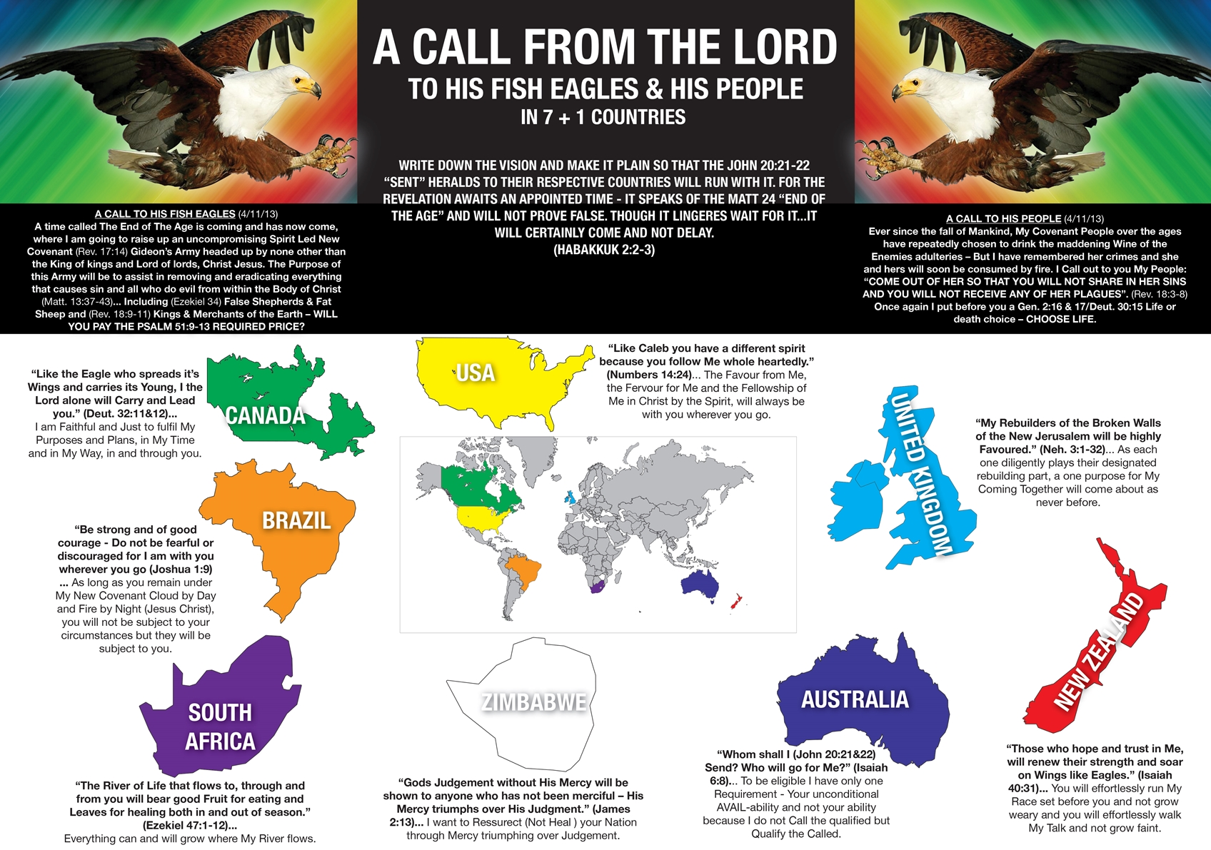 how to call on the lord